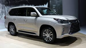lexus lx interior 2017 2018 lexus lx 570 two row showcased at 2017 los angeles auto show