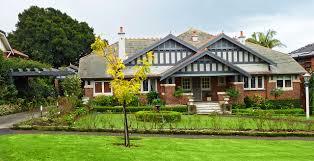 Bungalow Craftsman House Plans An Australian Californian Bungalow Architecture Pinterest
