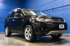 2008 mitsubishi outlander xls 4x4 northwest motorsport