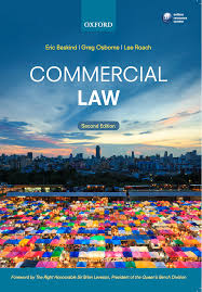 commercial law 2nd edn company law and corporate governance