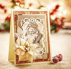 220 best cards christmas santa images on pinterest xmas