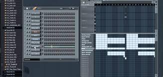 gracu making of hip hop beat in fl studio 9 tworzenie beatu hip