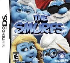 list smurfs video games