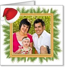 free photo insert christmas cards print