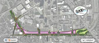 East New York Map by City Of Rochester Inner Loop East Project