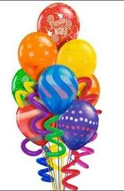 balloon delivery asheville nc qualatex welcome home baby girl bouquet for you