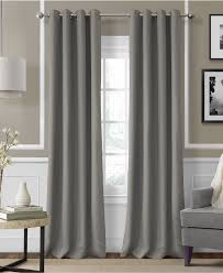 Macys Kitchen Curtains by Curtain Gray Linen Kitchen Curtains Admirable Tone Coral Shower