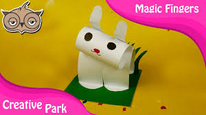diy crafts how to make an easy and cute paper cat for kids