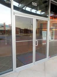 glass door pivot hardware i dig hardware wwyd hanging aluminum storefront doors