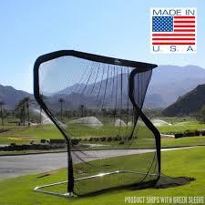 Golf Driving Nets Backyard by Amazon Com The Net Return Pro Series Multi Sport Golf Net Golf