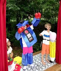 our diy kids u0027 backyard theater emily a clark