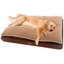 amazon com pls pet paradise orthopedic pet bed orthopedic dog
