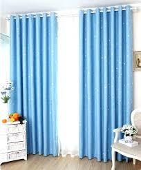 light blue curtains baby blue eyelet curtains net light blue