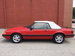 1991 lx 5 0 mustang 1991 ford mustang lx 5 0 2dr convertible in elizabeth pa