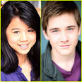 Leah Lewis & Luke Benward: Disney's 'Madison High' Leads - leah-lewis-luke-benward-madison-high