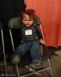 Chucky Halloween Costume Kids Chucky Diy Halloween Costume Photo 3 5