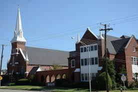 us map searcy arkansas united methodist church searcy arkansas