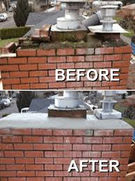 Fireplace Flue Repair by Chimney Masonry And Pellet Stove Services Portland Beaverton
