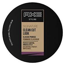 axe clean cut look hair pomade classic 2 64 oz pack of