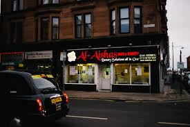 i went to an islamic exorcism in the back of a glaswegian nail