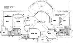 bca floor plan 39 lake ridge court lake macdonald queensland 4563 1453