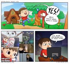 Animal Crossing New Leaf Memes - funny animal crossing new leaf google search acnl lol