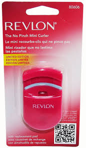 How To Use An Eyelash Curler Revlon The No Pinch Mini Eyelash Curler For Lashes Buy Discount