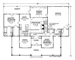 country floor plans 11 house plans for country homes floor plans for a country home