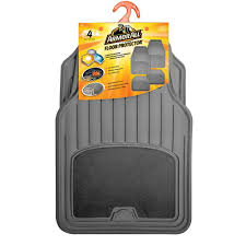 nissan leaf floor mats kraco grey trimmable rubber floor mat set 4 piece r5704a75 the