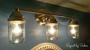 Target Led Light Bulbs by Light Fixture Mason Jar Light Fixture Diy Home Lighting