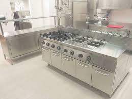 materiel de cuisine pro pas cher meuble de cuisine inox occasion conception de maison inside