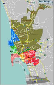 Trolley Map San Diego by Port Of San Diego Ca Profile
