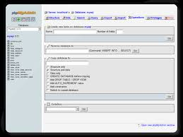 Copy Table Mysql Mysql Databases Manipulation Wikibooks Open Books For An Open World