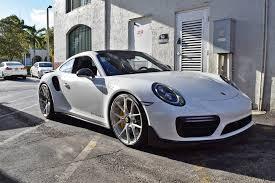 porsche 911 turbo s 2017 porsche 911 turbo s miami autosport technik