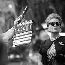 fox archives bette davis and joan crawford on the set of u0027hush