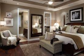 Master Bedroom I Like The Large Mirrrors On One Wall Great Idea - Model bedroom design
