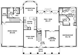 federal style home plans federal style home plans