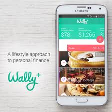 application balance de cuisine wally personal finance app