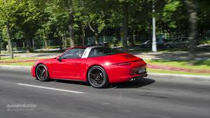 porsche 911 review 2014 2015 porsche 911 targa review autoevolution