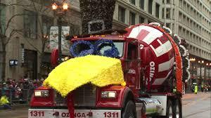 thanksgiving parade in houston photos chicago u0027s thanksgiving day parade 2015 abc7chicago com