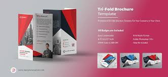 tri fold brochure u2013 designs template