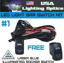 american made led light bar new 2016 52 inch 300w mega led light bar by usa lighting optics tm