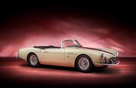 maserati a6g 2000 bensberg classic cars captured by photographer rené staud