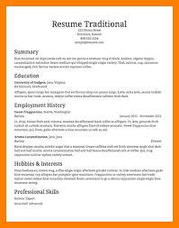 Barista Sample Resume by 10 Sample Resume With Picture Hostess Resume