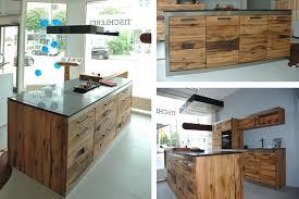 küche industriedesign messe erfurt altholzküche im industriedesign