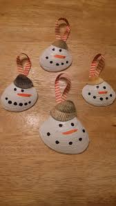 25 diy crafts for to make snowman