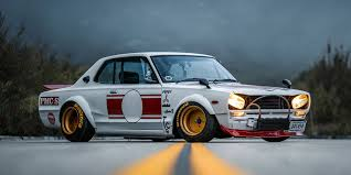 japanese street race cars take a tour through the expressive car culture of japan