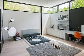 Minimalistic Bed 36 Relaxing And Chic Scandinavian Bedroom Designs