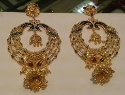 bengali gold earrings manufacturer of bangles gold chain by butta krishna dutta