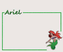 little mermaid free printables is it for parties is it free